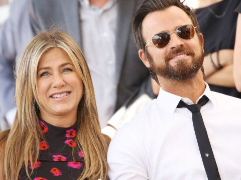 Justin Theroux urges Jennifer Aniston to adopt dog because they're total ex goals