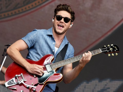 Niall Horan explains the Irish word for penis as he gives a tutorial in Ireland's slang
