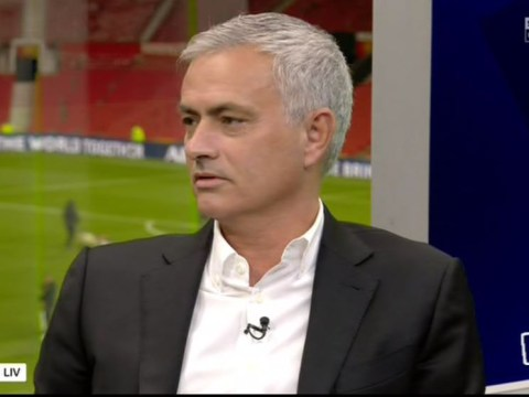 Jose Mourinho hits back at Jurgen Klopp complaining about Manchester United's playing style