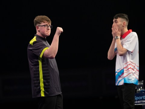 Michael van Gerwen has high hopes for 'phenomenally talented' Keane Barry