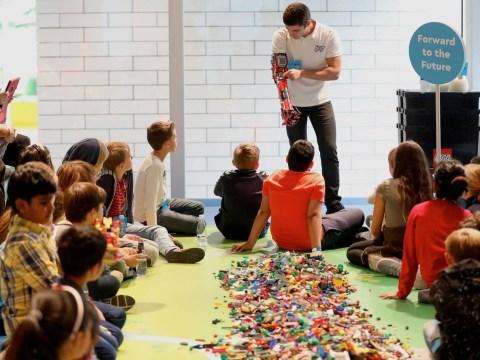 Lego teams up with National Park City Foundation for free half term Rebuilder workshops