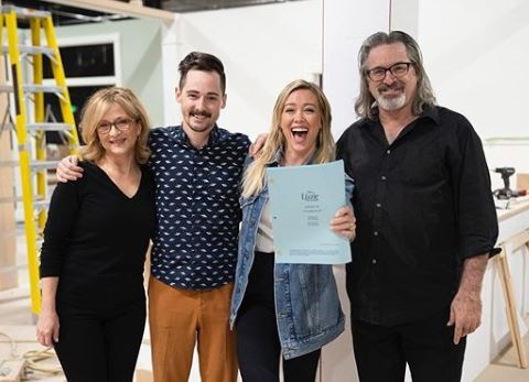 The OG McGuire family is back as Hilary Duff teases first pics from Lizzie McGuire set