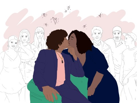 Falling for a polyamorous man changed what I thought love was