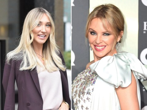 Megan McKenna can 'absolutely' be the next Kylie Minogue after The X Factor: Celebrity