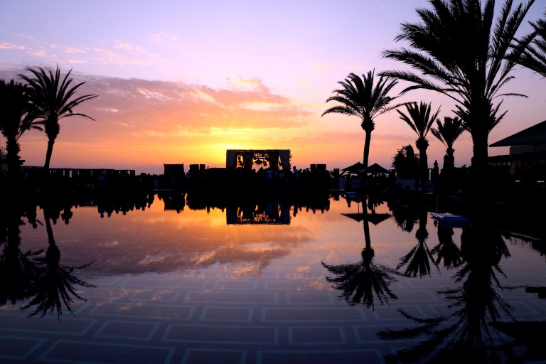 MOGA festival is set in Morocco's traditional gateway to South America (Photo: Juliet Airs)