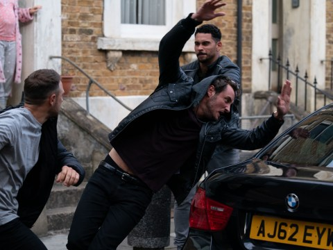 EastEnders spoilers: Shocking scenes as Martin Fowler brutally attacked during violent pick-up