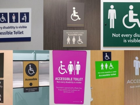 Wetherspoons is first pub chain to install 'not every disability is visible' signs after student's complaint