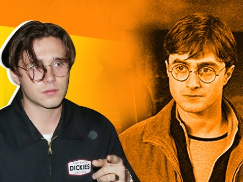 Brooklyn Beckham is going through a Harry Potter phase, and we're here for it