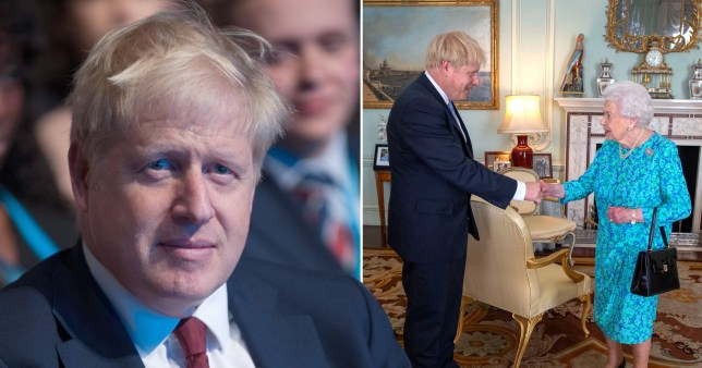 The prime minister intends to use the suspension to buy him crucial time before the EU summit (Picture: Backgrid/PA)