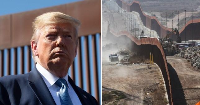 Donald Trump wanted 'snake pits and flesh hooks' at US border