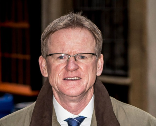 Caerphilly Council boss Anthony O'Sullivan