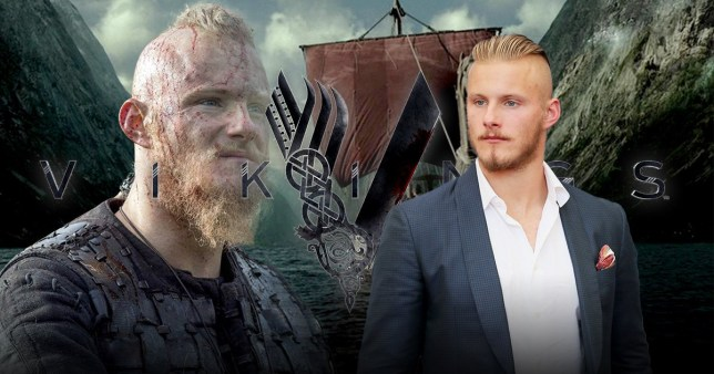 What has Bjorn star Alexander Ludwig been up to since leaving Vikings?
