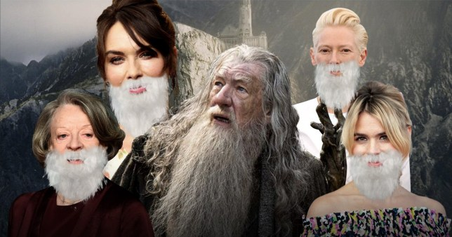 From Lena Headey to Maggie Smith: Who could play a female Gandalf in Lord of The Rings?