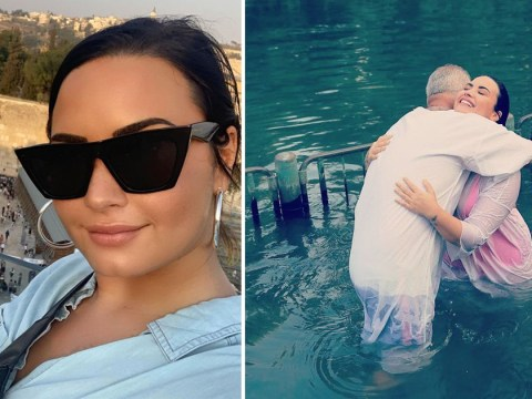 Demi Lovato turns off Instagram comments after receiving backlash for praising Israel