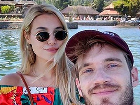 Marzia Kjellberg suffers gruesome injury during romantic holiday with husband PewDiePie