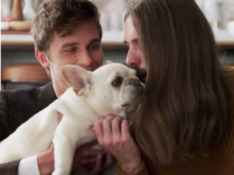 Queer Eye dog Bruley dies after suffering from heart problems as Fab Five pay tribute