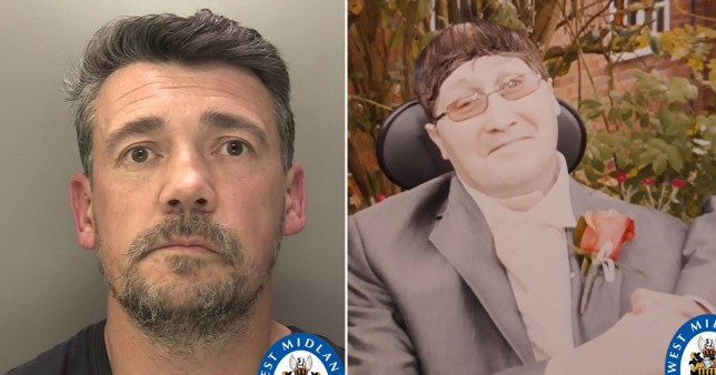 An attacker who left a man paralysed with a single punch has been sent back to jail, after he died 17 years later.