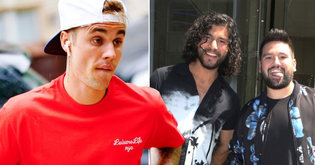 Justin Bieber drops new single 10,000 Hours with country duo Dan and Shay after wedding
