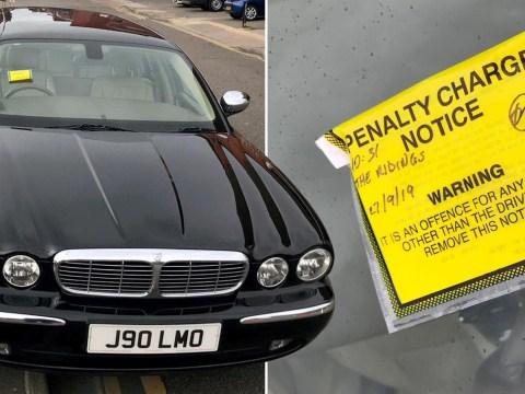 Funeral car gets parking ticket as coffin is being loaded onto hearse