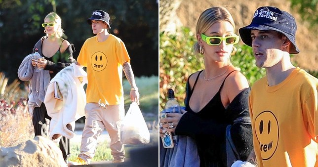 Justin Bieber and Hailey Baldwin (Bieber)