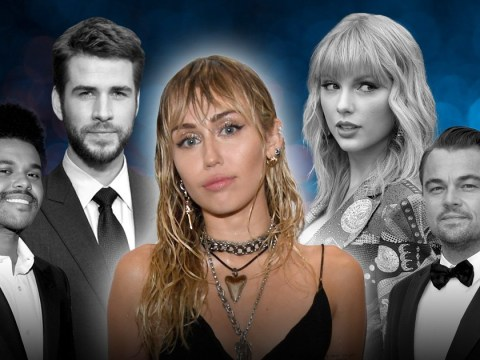 Celebrities who have moved on quickly as Miley Cyrus calls out double standards