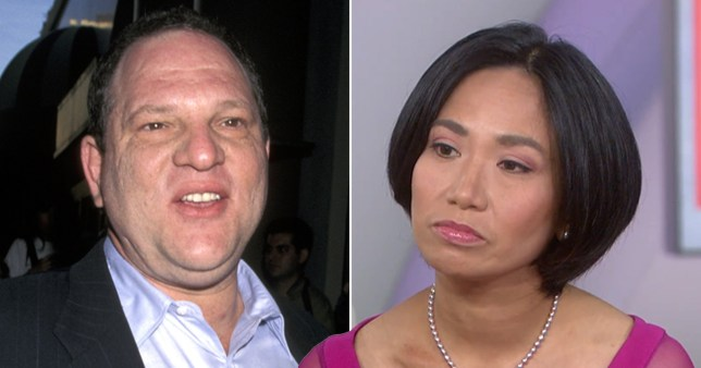 Rowena Chiu accuses Harvey Weintstein of rape