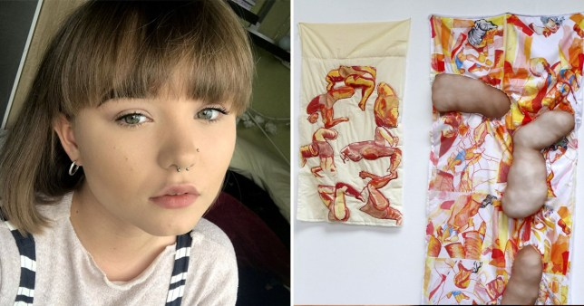 Young artist Becky Marshall died by suicide