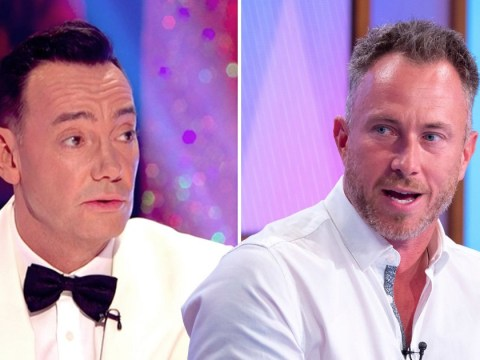 James Jordan calls for Strictly Come Dancing to sack Craig Revel-Horwood as years-long feud rumbles on