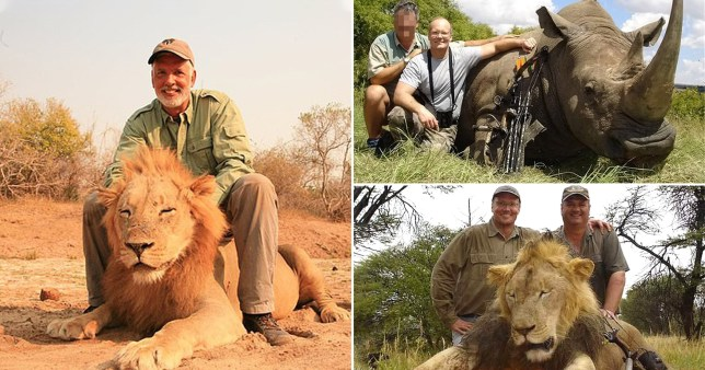 Trophy hunting tours