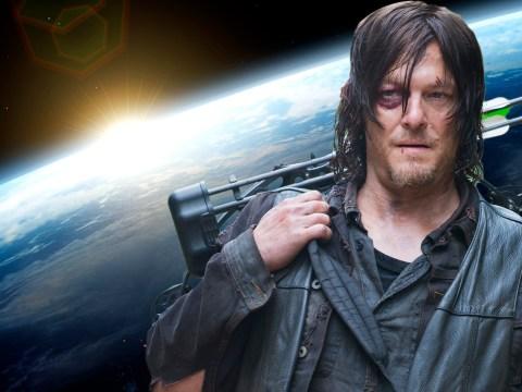 The Walking Dead season 10 kicks off in outer space: Showrunner Angela Kang explains why