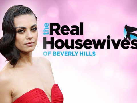 Mila Kunis wants to star in The Real Housewives of Beverly Hills…but Ashton Kutcher would 'kill her!'