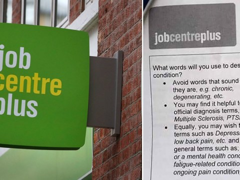 Jobcentre tells people with disabilities and chronic illnesses to 'downplay' conditions