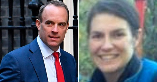 The foreign secretary increased pressure on Washington to reverse the decision over Anne Sacoolas's diplomatic immunity (Picture: Getty/Facebook)