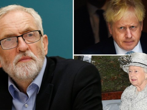 Boris Johnson accused of 'using Queen' in pre-election 'stunt'
