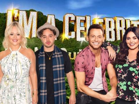 I'm A Celebrity Extra Camp 2019 swaps Scarlett Moffat and Joe Swash for Emily Atack and Adam Thomas