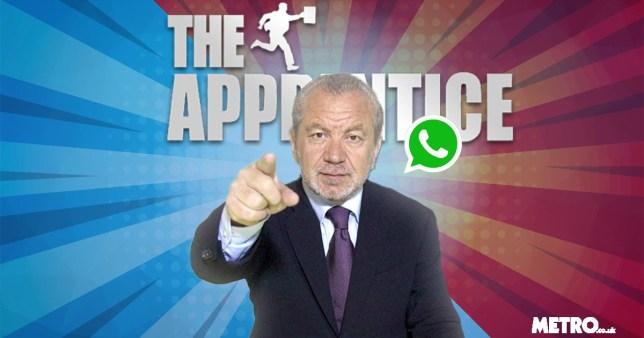 The Apprentice's Lord Sugar