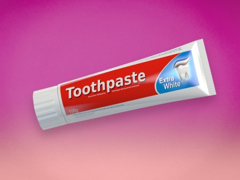 Don't use toothpaste to try to tighten your vagina