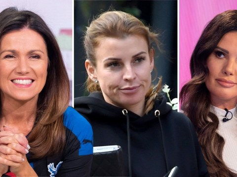 Susanna Reid calls out Coleen Rooney for shaming Rebekah Vardy on Instagram: 'I would have called first'