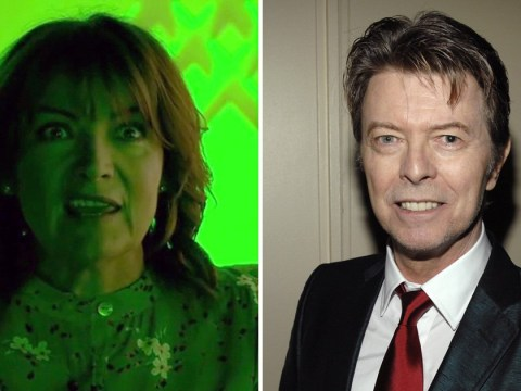 Lorraine viewers convinced David Bowie's ghost gatecrashed show