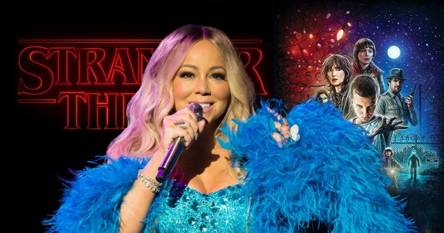 Mariah Carey blessed Stranger Things bosses with her love for Millie Bobby Brown