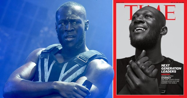 Stormzy overwhelmed as he lands TIME magazine cover: 'I can't even comprehend this'