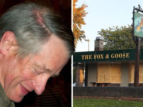 Brewery boss closes down popular pub because customer swore