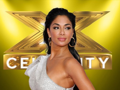 X Factor: Celebrity judge Nicole Scherzinger can only be filmed from left side and we're a bit obsessed