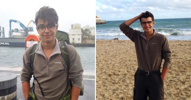 Hungover student who went for walk to 'clear his head' ended up 500 miles away in France