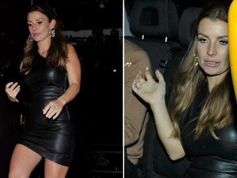 Coleen Rooney parties till 4am with fellow WAGS as feud with Rebekah Vardy rages on