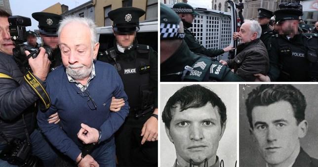 Man accused of murdering Northern Ireland soldiers denied bail