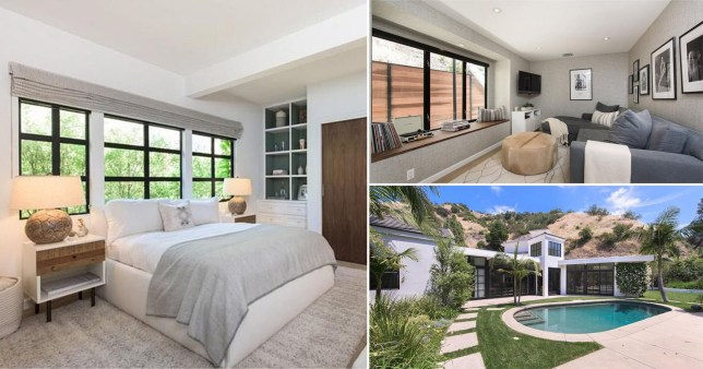 Inside Lea Michele's home as it goes on sale for $3 million