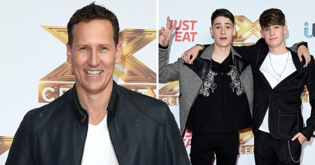Brendan Cole apologises for snarky X Factor: Celebrity comment about Max and Harvey