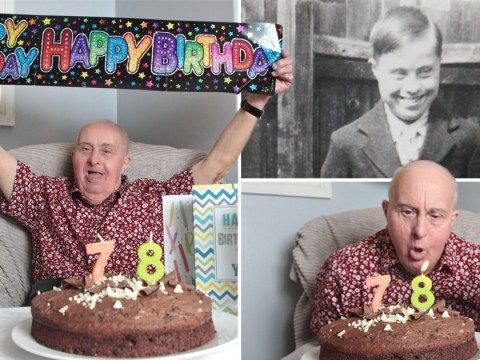 78-year-old becomes UK's oldest man with Down's syndrome