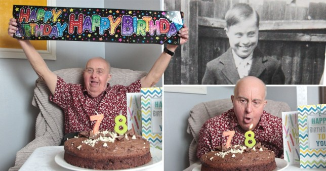 78-year-old becomes world's oldest man with Down's syndrome